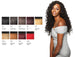 OUTRE PURPLE PACK BRAZILIAN BOUTIQUE 100% HUMAN HAIR BLEND VIRGIN DEEP (1 PACK SOLUTION) [W]