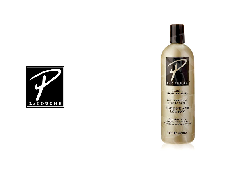 P'LATOUCHE BODY & HAND LOTION 16oz