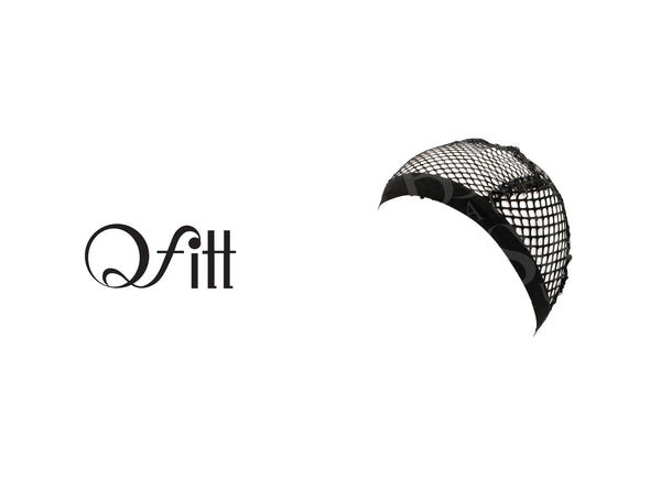 QFITT CROCHET PREMIUM BRAID WIG CAP #5019 BLACK