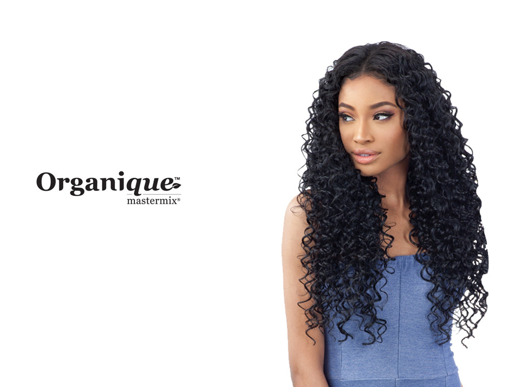 SHAKE N GO ORGANIQUE HAWAIIAN CURL 30""