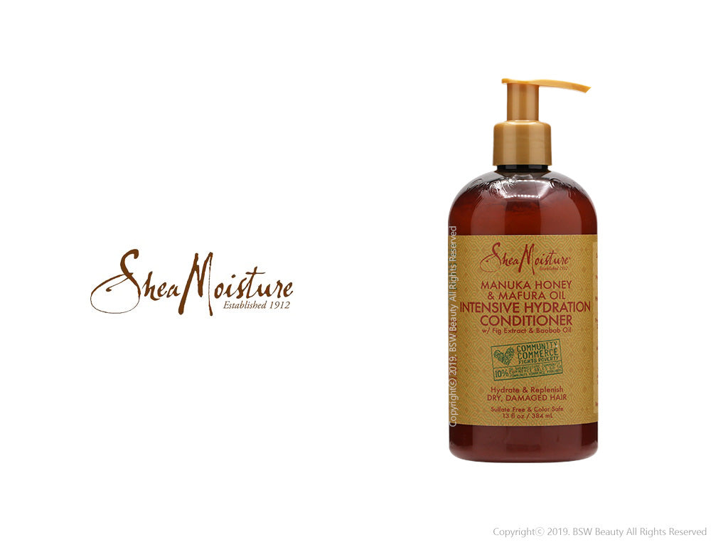 SHEA MOISTURE MANUKA HONEY INTENSIVE HYDRATION CONDITIONER 13oz