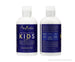 SHEA MOISTURE MARSHMALLOW ROOT & BLUEBERRIES KIDS 2-IN-1 DRAMA-FREE DETANGLING LEAVE IN CONDITIONER 8oz