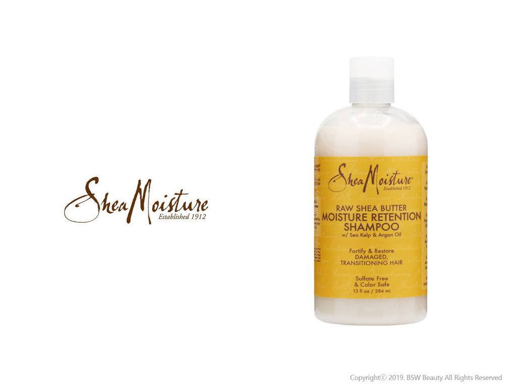 SHEA MOISTURE RAW SHEA BUTTER MOISTURE RETENTION SHAMPOO 13oz