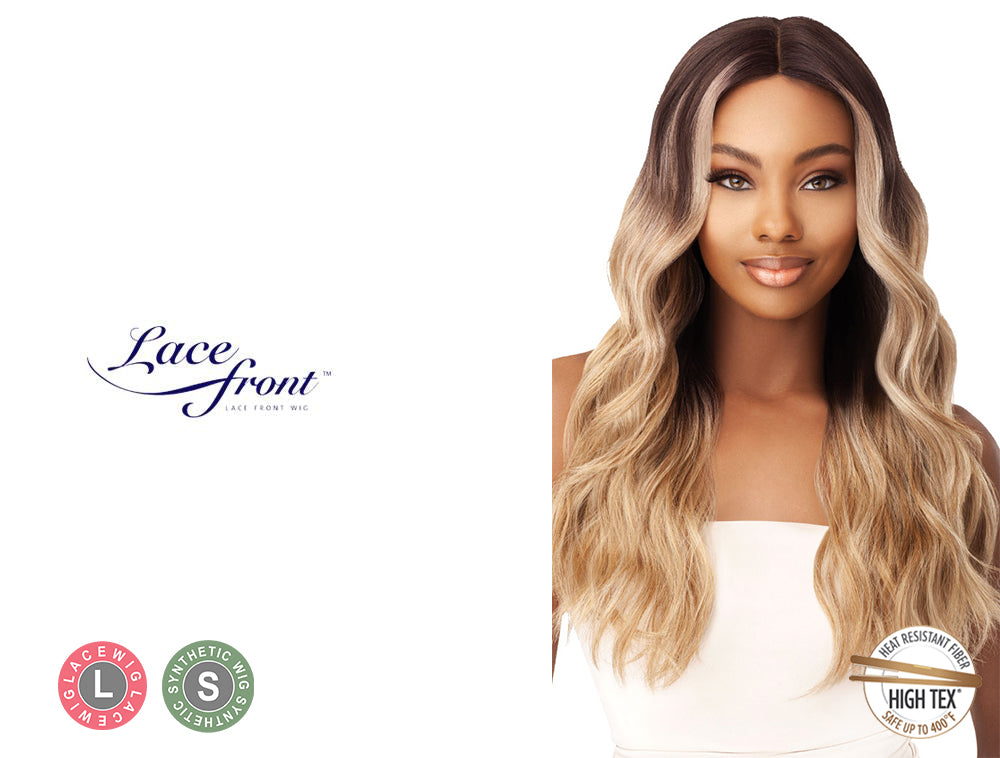 !! OUTRE LACE FRONT WIG SWISS LACE STEVIE