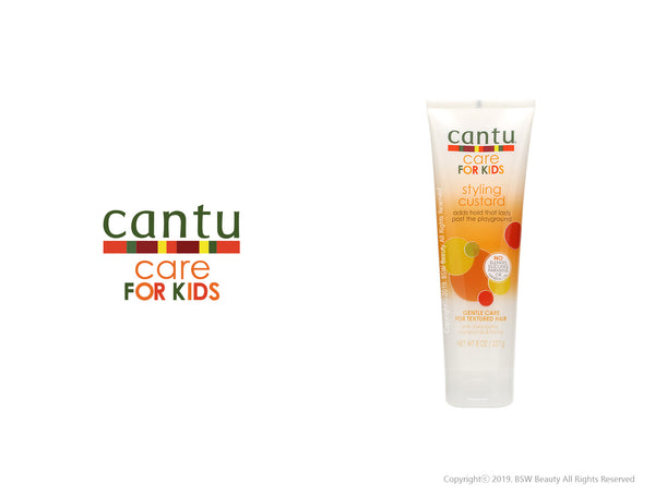 CANTU CARE FOR KIDS STYLING CUSTARD 8oz