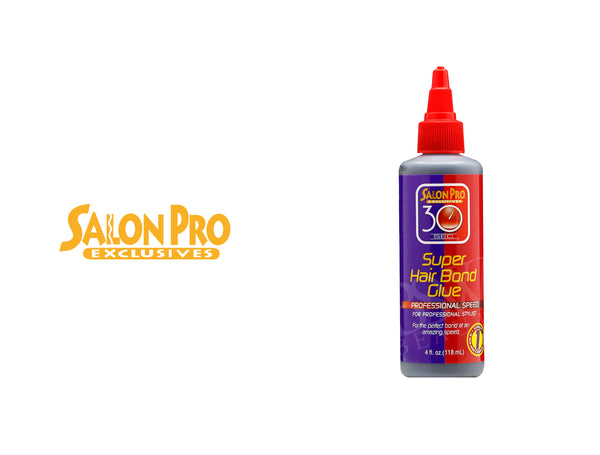 SALON PRO 30SEC SUPER HAIR BOND GLUE ( PROFESSIONAL SPEED)