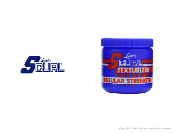 S CURL TEXTURIZER WAVE & CURL CREME REGULAR STRENGTH 15oz
