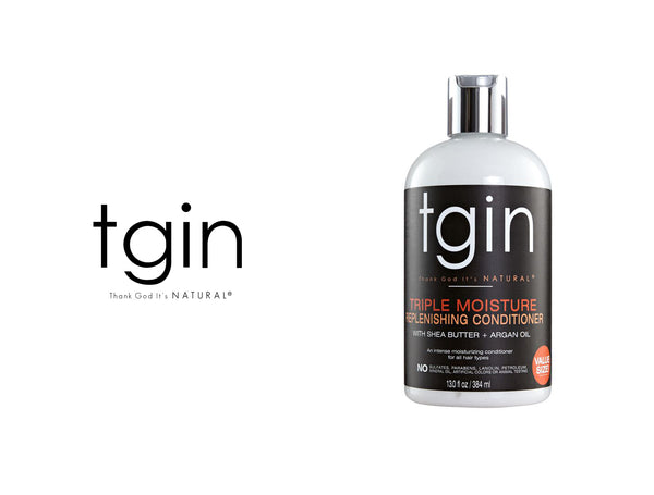 TGIN TRIPLE MOISTURE REPLENISHING CONDITIONER 13oz