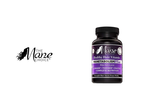THE MANE CHOICE HEALTHY HAIR GROWTH & RETENTION VITAMIN 60CT