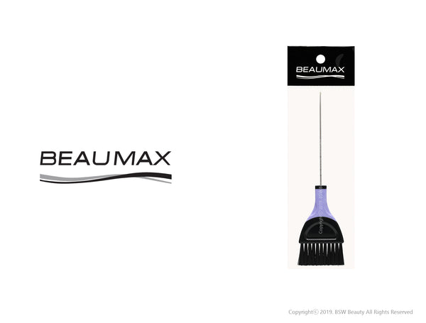 BEAUMAX TINT BRUSH WITH METAL PIN #4508