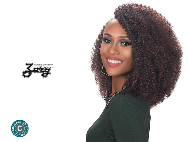 ZURY NATURALI STAR CROCHET BRAIDS V8.9.10 BOHEMIAN (1PACK ENOUGH)