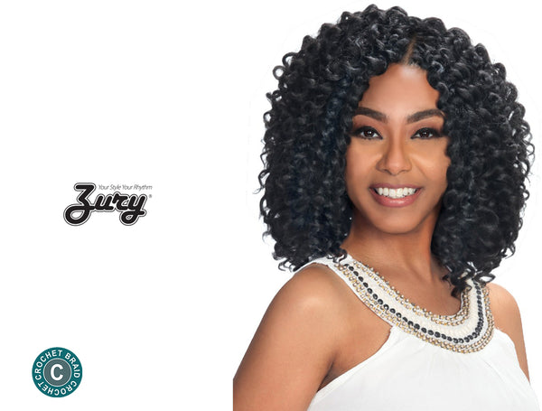 ZURY NATURALI STAR CROCHET BRAIDS V8.9.10 WANDA CURL (1PACK ENOUGH)