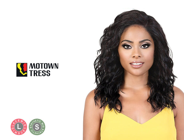 MOTOWN TRESS HD INVISIBLE LACE FRONT WIG - KLP RIZZO