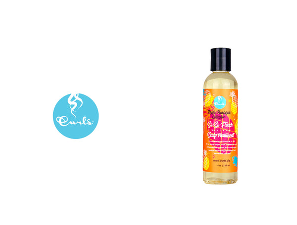 CURLS POPPIN PINEAPPLE COLLECTION SO SO FRESH SCALP TREATMENT 4oz