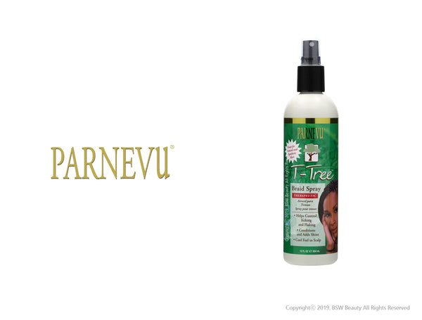 PARNEVU T-TREE BRAID SPRAY 12oz