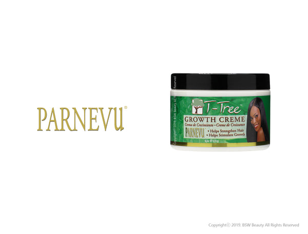 PARNEVU T-TREE GROWTH CREME 6oz
