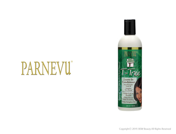 PARNEVU T-TREE LEAVE-IN CONDITIONER 12oz