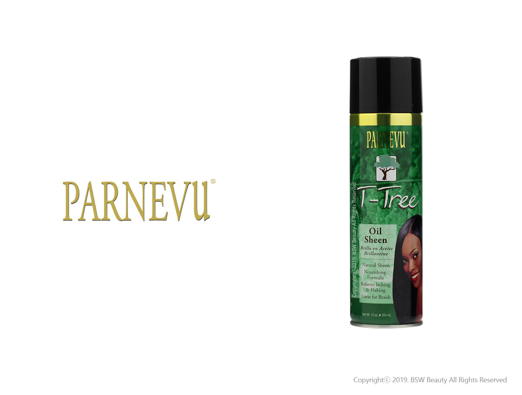 PARNEVU T-TREE OIL SHEEN 12oz