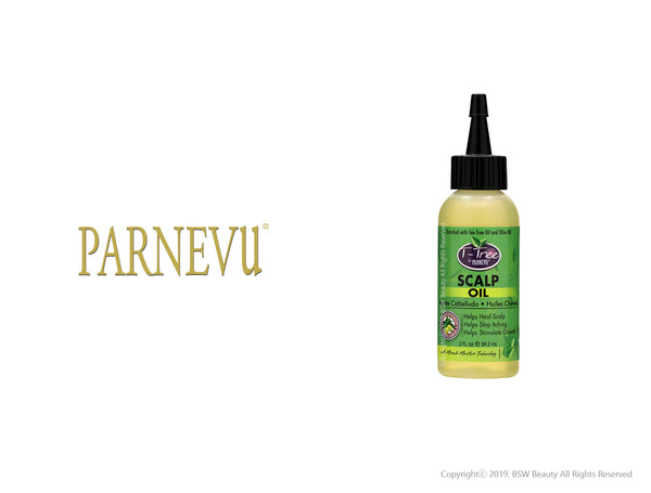 PARNEVU T-TREE SCALP OIL 2oz