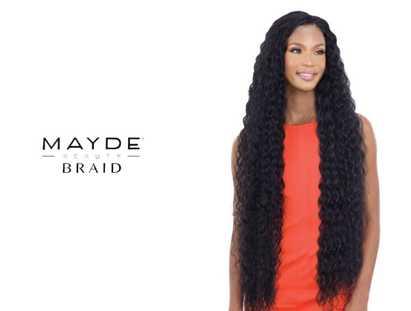MAYDE BEAUTY BLOOM BUNDLE WEAVE WET & CURLY 001