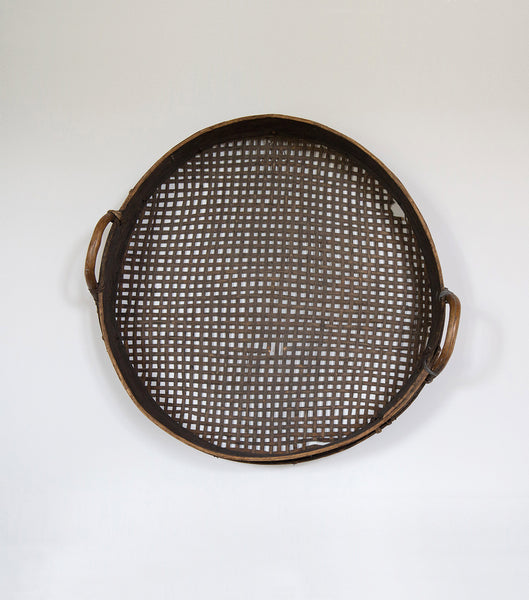 Large Wooden Sieve