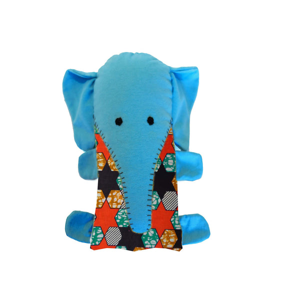 Little Friends Elephant Plush - Dsenyo