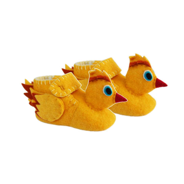 Baby Chick Toddler Zooties - Silk Road Bazaar