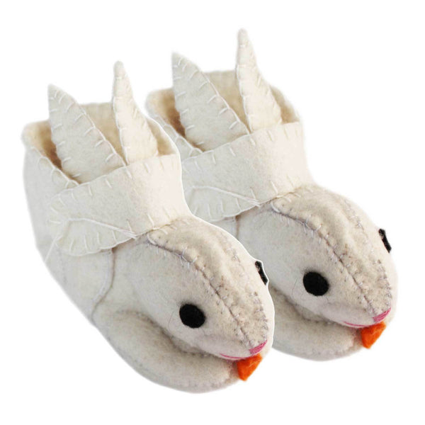 Rabbit Toddler Zooties - Silk Road Bazaar