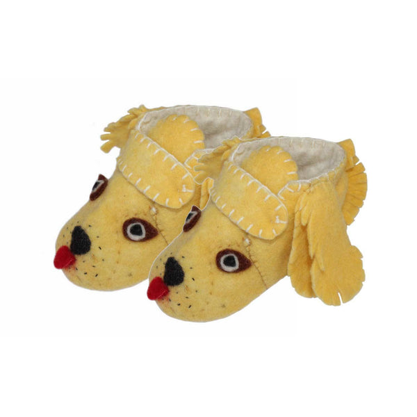 Golden Retriever Toddler Zooties - Silk Road Bazaar