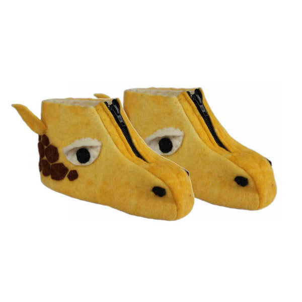 Giraffe Kid Zooties Age 4-5 - Silk Road Bazaar