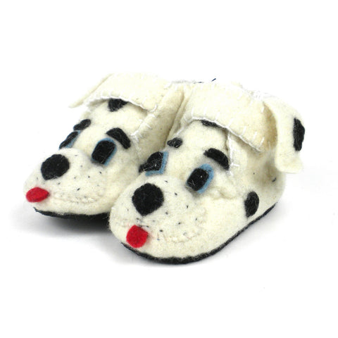 Dalmatian Toddler Zooties - Silk Road Bazaar