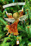 2020 Pandemic Wash Your Hands Angel Ornament back