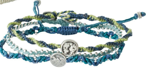 Wakami  Bracelet Set/3 - Nature & Water