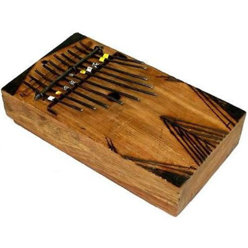 Large Kalimba Thumb Piano - Jedando Handicrafts (I)