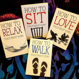 How To Sit, Thich Nhat Hanh