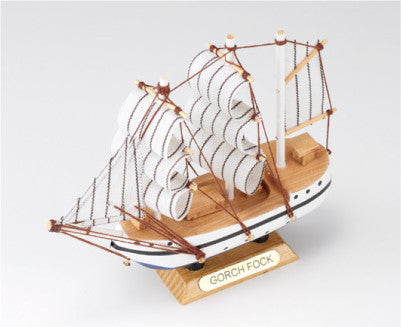 Aozora Model Ship 12 Gorch Fock