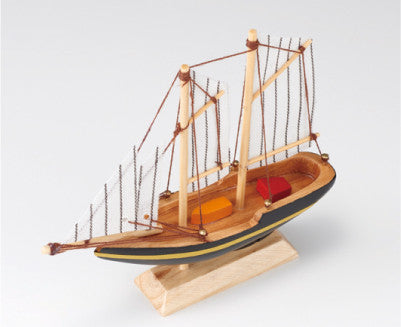 Aozora Model Ship 12 Bluenose Mini