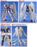 1/100 XXXG-00W0 Wing Gundam Zero Custom (MG)