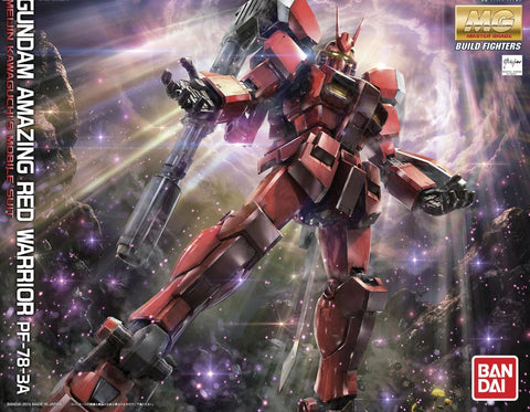 1/100 Gundam Amazing Red Warrior (MG)