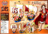 Grand Ship Collection - Thousand Sunny TV Animation 15th Anniversary Ver.