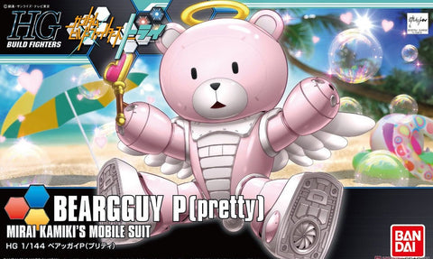 1/144 Beargguy P (Pretty) (HGBF)