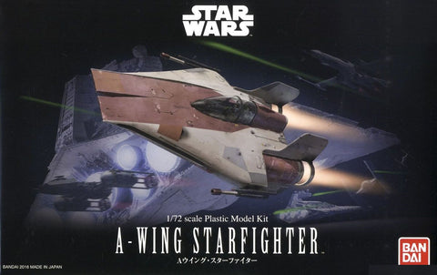 1/72 A-Wing Star Fighter