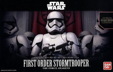 1/12 First Order Storm Trooper (Bandai Ver.)