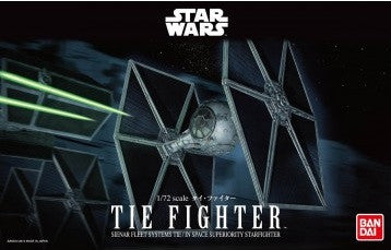 1/72 TIE Fighter  (Bandai Ver.)