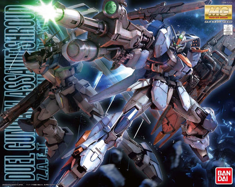 1/100 GAT-X102 Duel Gundam Assault Shroud (MG)