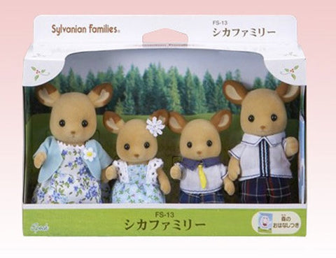 FS-13 Sylvanian Deer Family Set