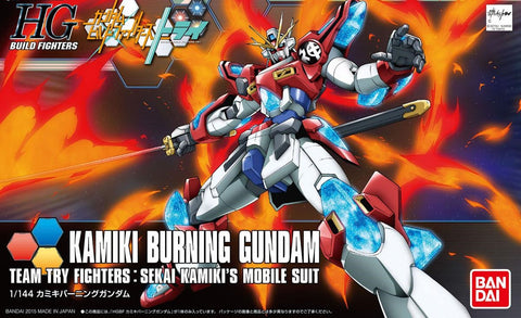 1/144 Kamiki Burning Gundam (HG)