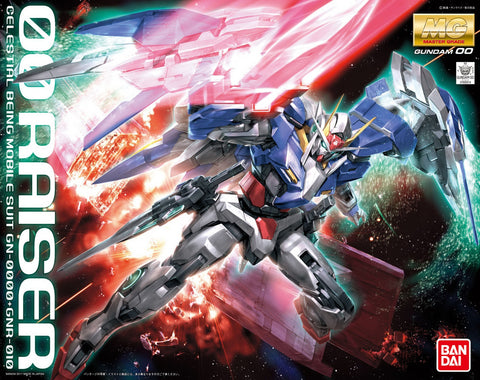 1/100 GN-0000+GNR-010 00 Raiser (MG)