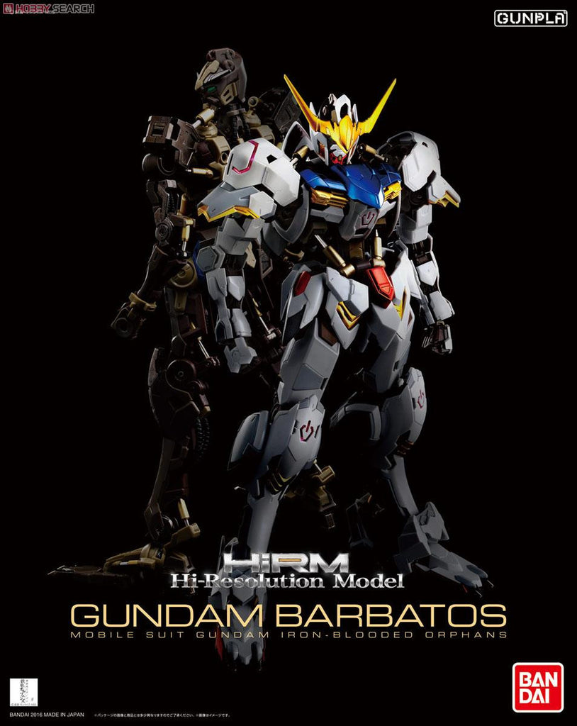 Barbatos Gundam HI RES Hi-Resolution - Iron-Blooded Orphans 1/100