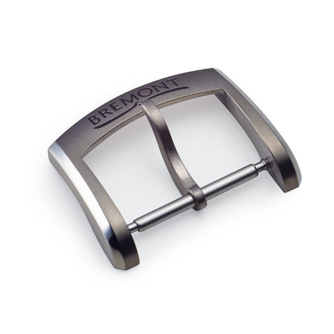 Pin Buckle - Titanium